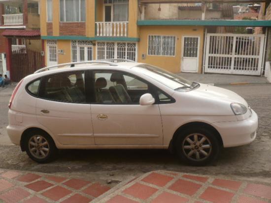 Chevrolet Vivant 2012 foto - 2