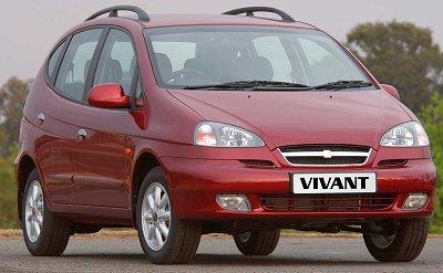 Chevrolet Vivant 2012 foto - 4