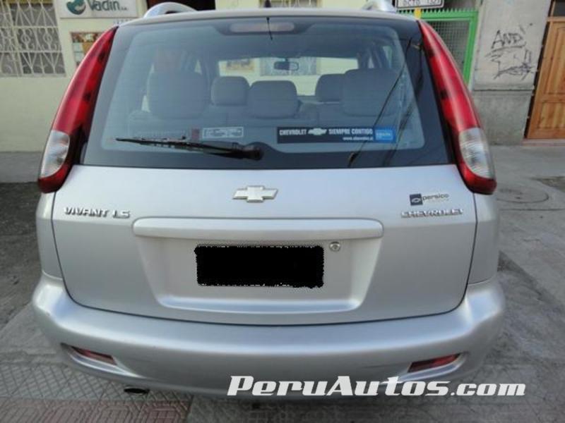 Chevrolet Vivant 2013 foto - 1