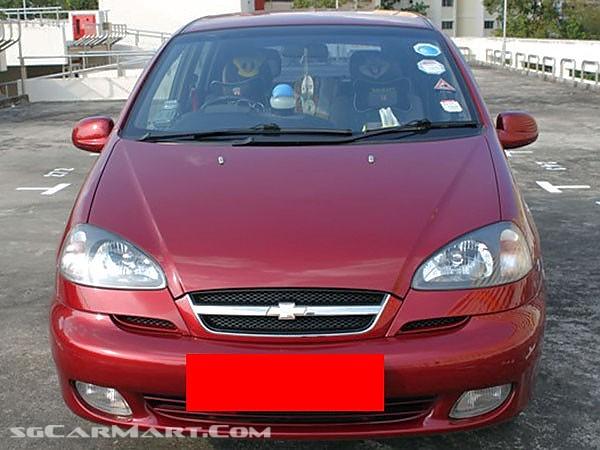 Chevrolet Vivant 2014 foto - 2