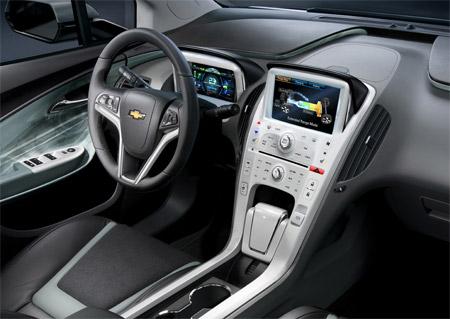 Chevrolet Volt 2010 foto - 1