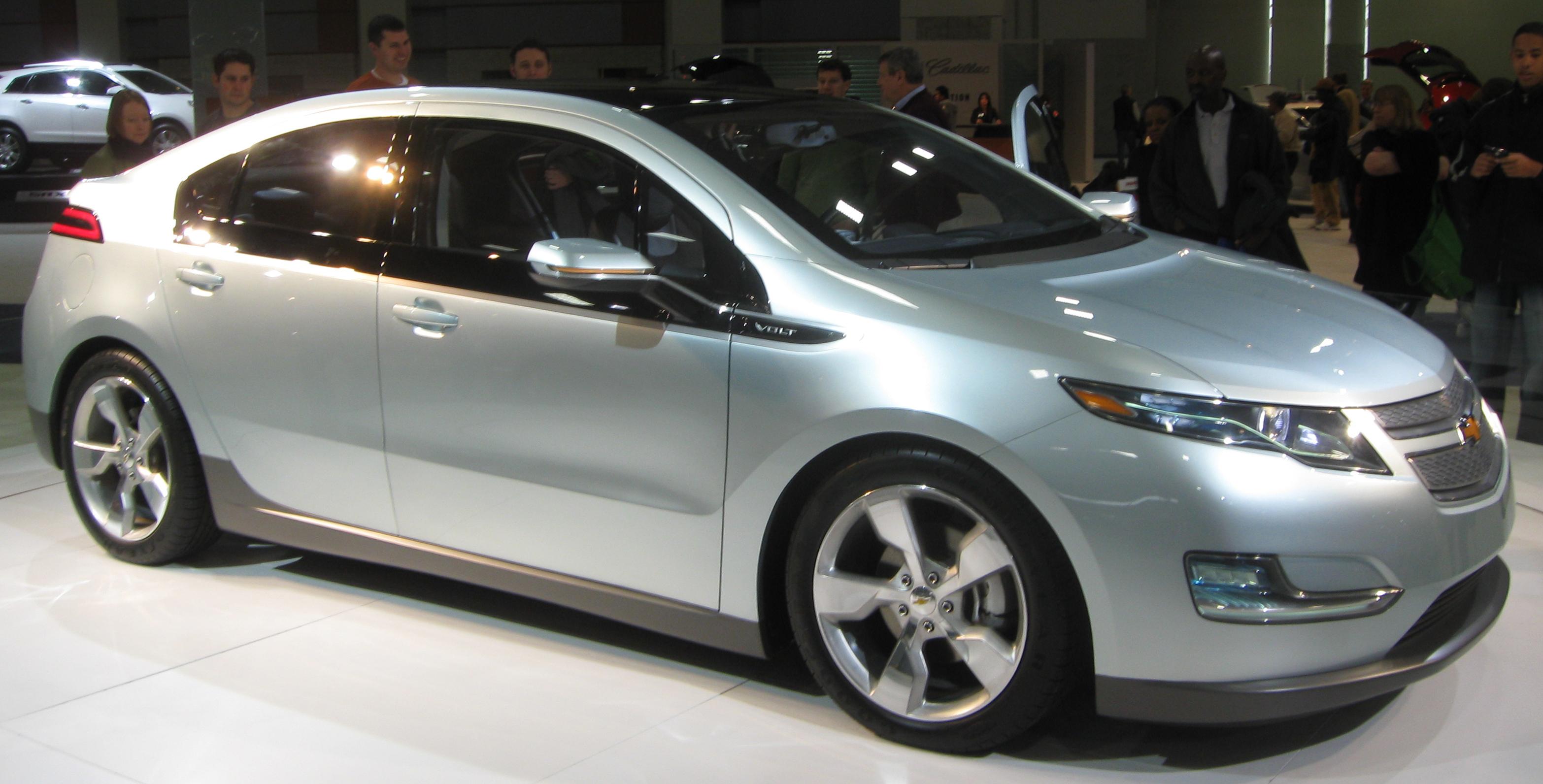 Chevrolet Volt 2010 foto - 5