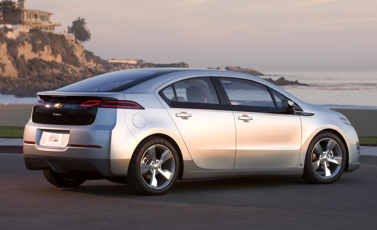 Chevrolet Volt 2011 foto - 1