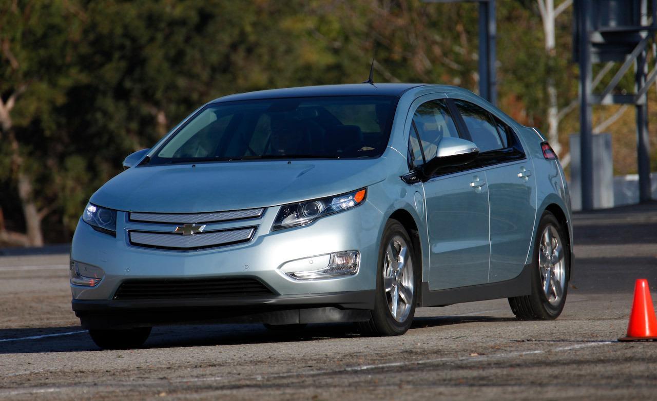 Chevrolet Volt 2011 foto - 3