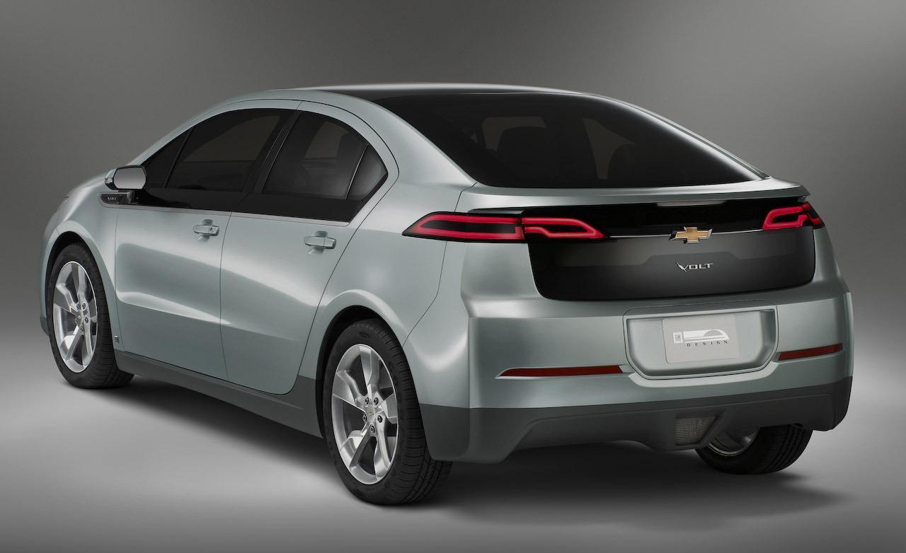 Chevrolet Volt 2011 foto - 4