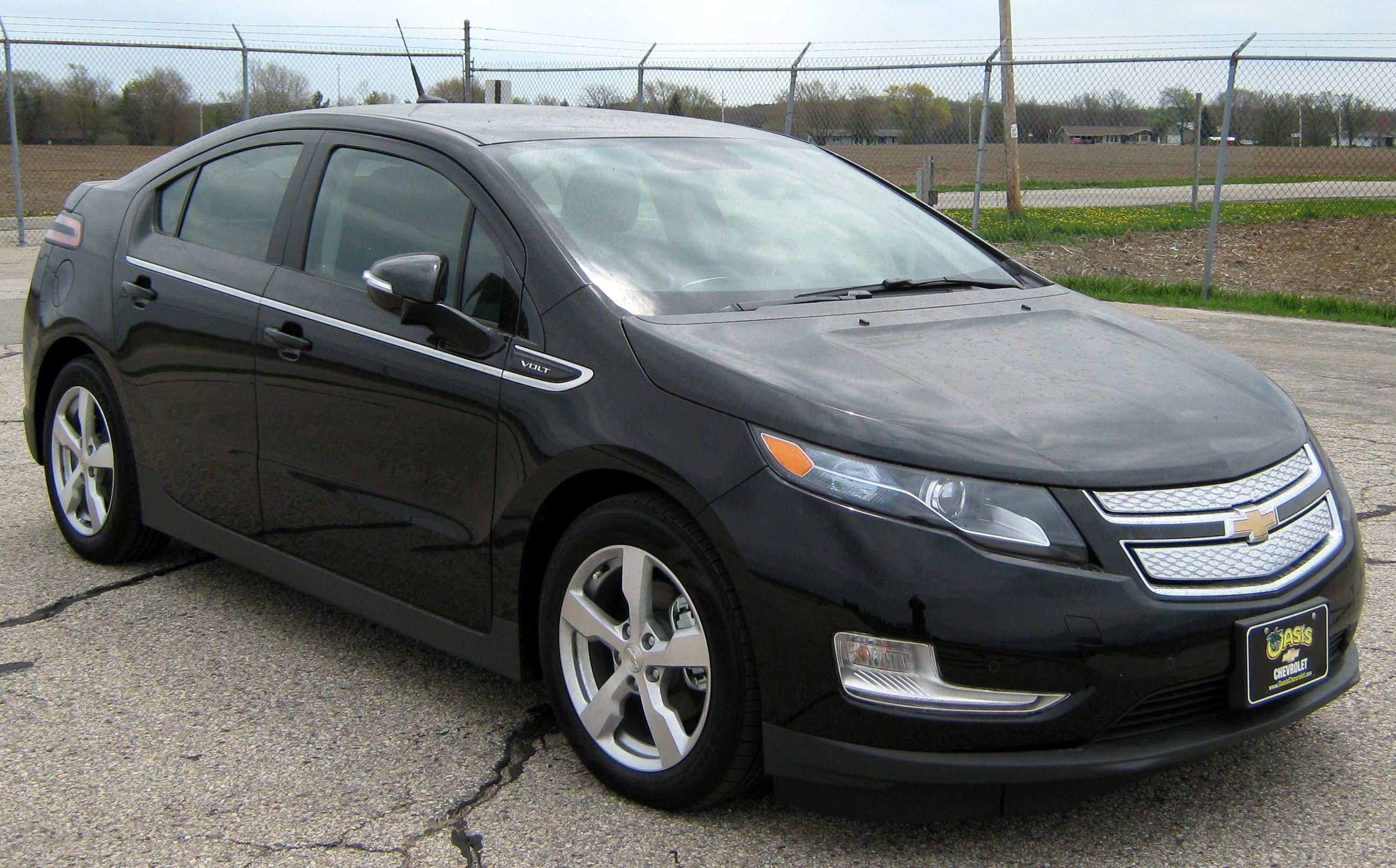 Chevrolet Volt 2011 foto - 5