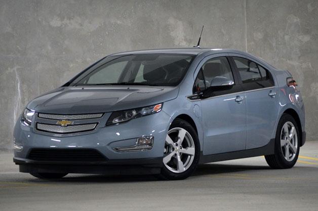 Chevrolet Volt 2013 foto - 1