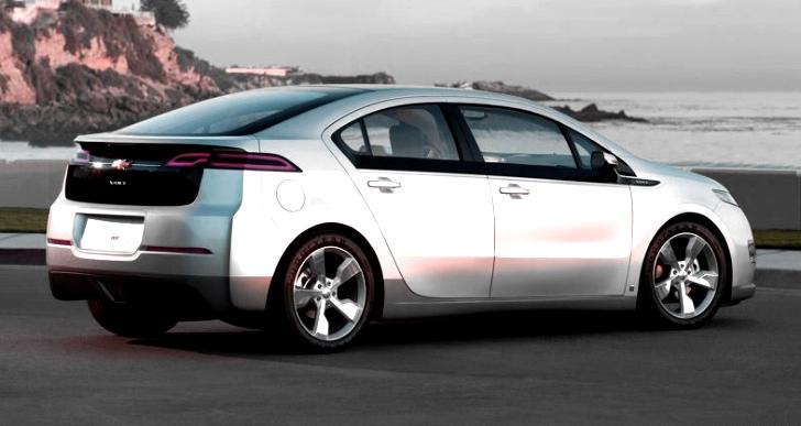 Chevrolet Volt 2013 foto - 2