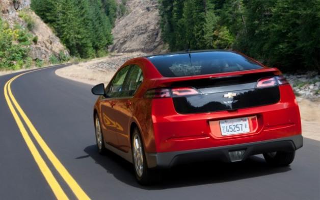 Chevrolet Volt 2013 foto - 4