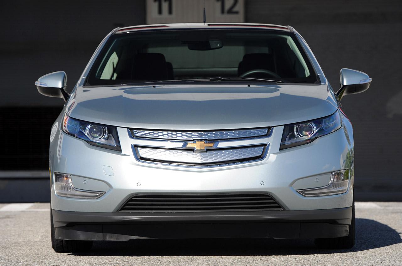 Chevrolet Volt 2013 foto - 5