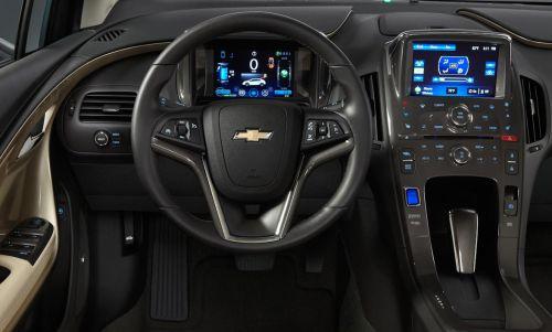 Chevrolet Volt 2015 foto - 2