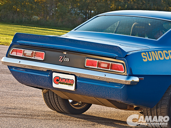 Chevrolet Z 28 1969 foto - 4