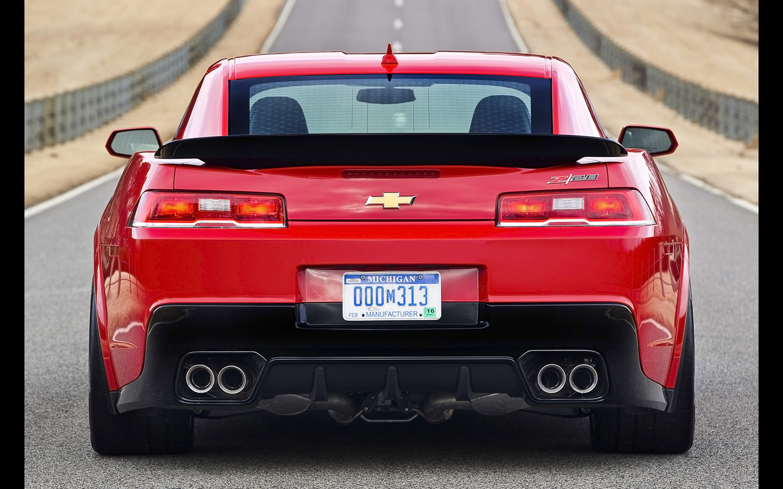 Chevrolet Z 28 2015 foto - 4