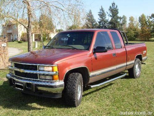 Chevrolet Z 71 1998 foto - 2