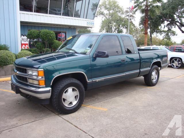 Chevrolet Z 71 1998 foto - 3