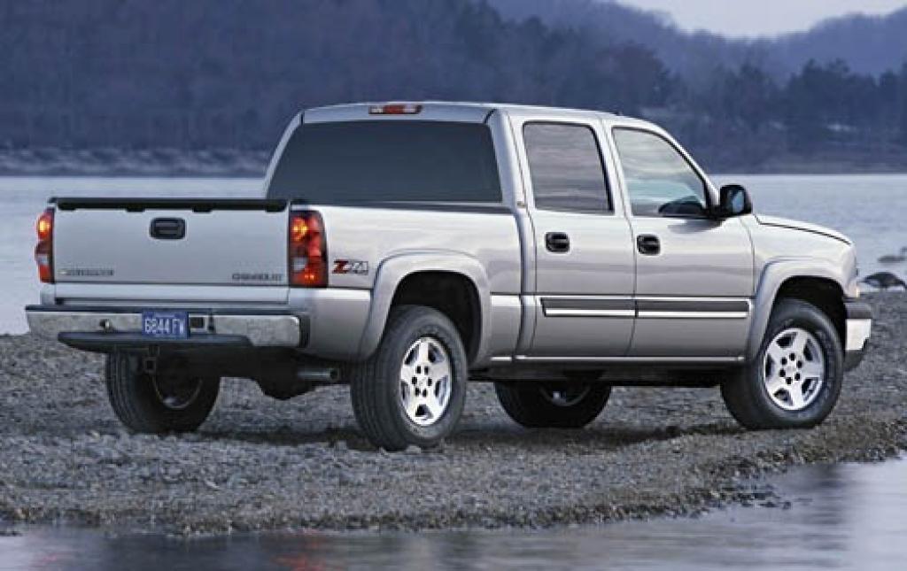 Chevrolet Z 71 2005 foto - 5