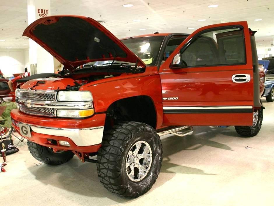 Chevrolet Z 71 2007 foto - 3