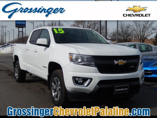 Chevrolet Z 71 2015 foto - 2