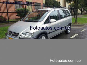 Chevrolet Zafira 2000 foto - 4
