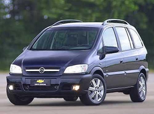 Chevrolet Zafira 2001 foto - 1