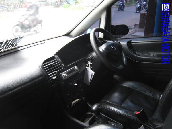 Chevrolet Zafira 2001 foto - 3