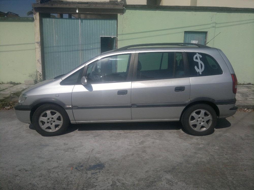 Chevrolet Zafira 2002 foto - 5