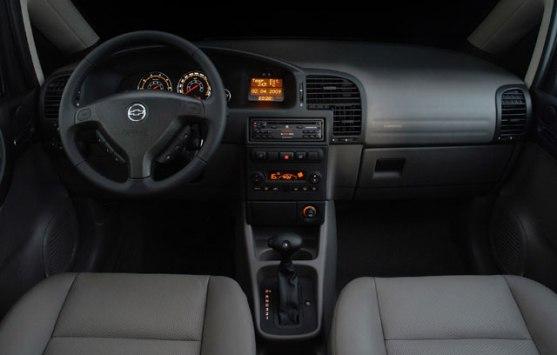 Chevrolet Zafira 2003 foto - 1
