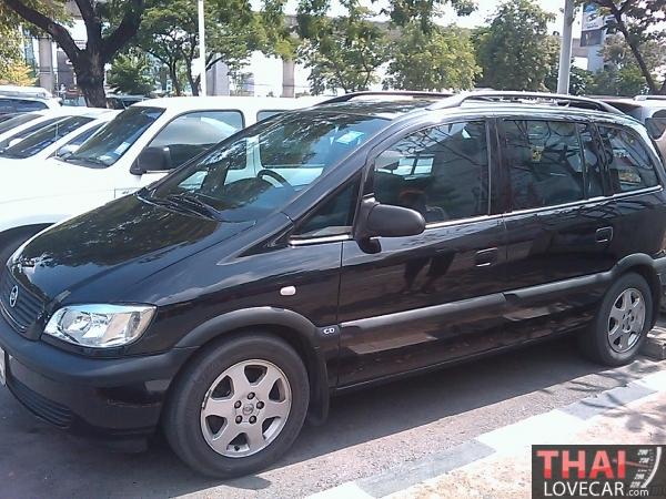Chevrolet Zafira 2003 foto - 3
