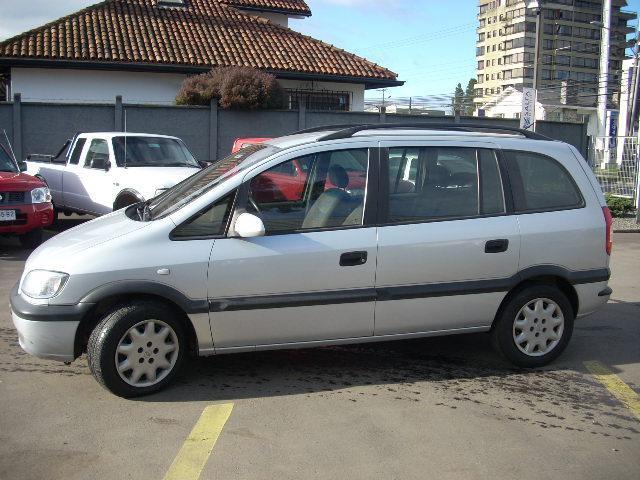 Chevrolet Zafira 2004 foto - 1
