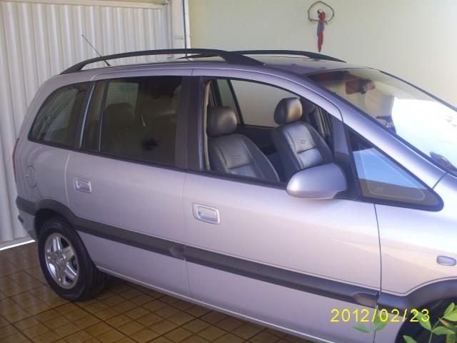 Chevrolet Zafira 2004 foto - 3