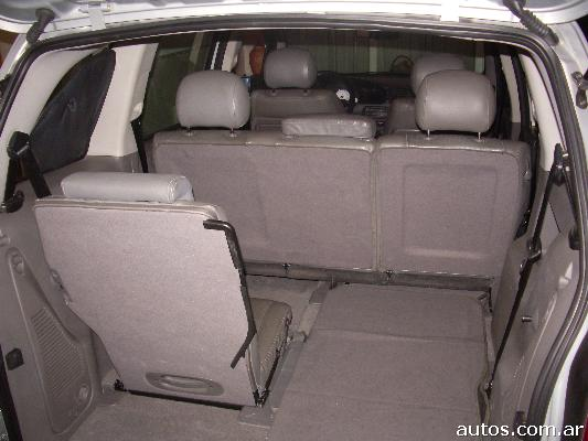 Chevrolet Zafira 2005 foto - 2