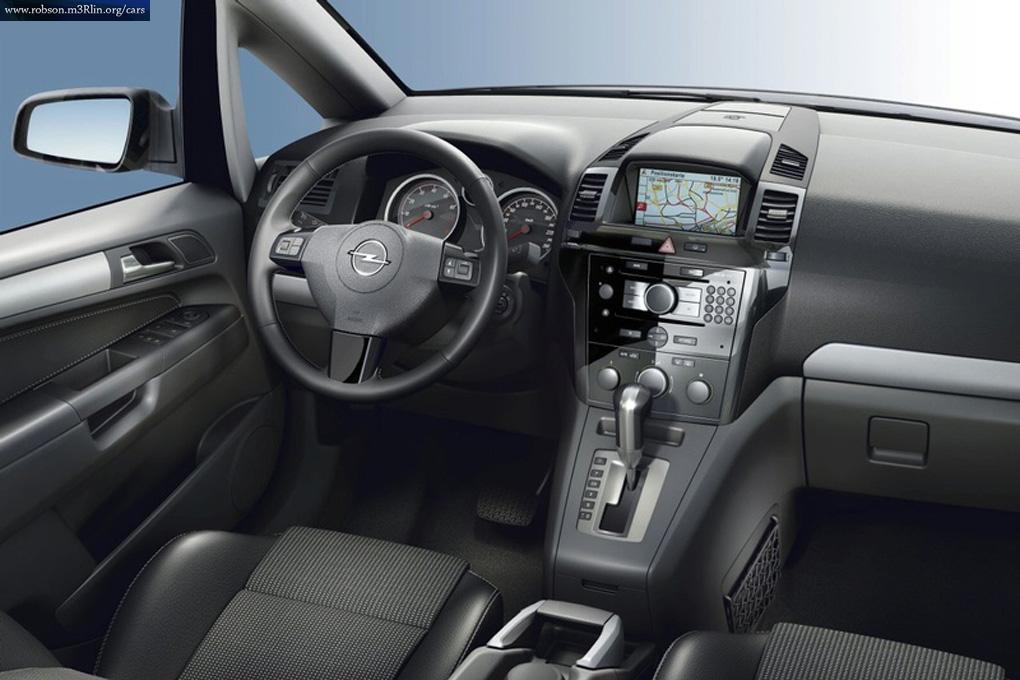Chevrolet Zafira 2005 foto - 4