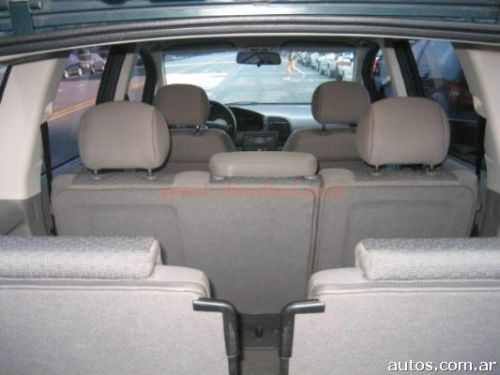 Chevrolet Zafira 2006 foto - 1