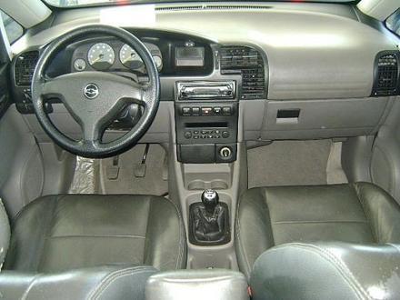 Chevrolet Zafira 2006 foto - 3