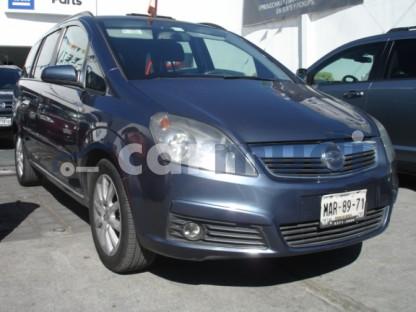 Chevrolet Zafira 2006 foto - 5