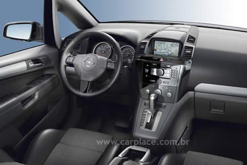 Chevrolet Zafira 2007 foto - 1