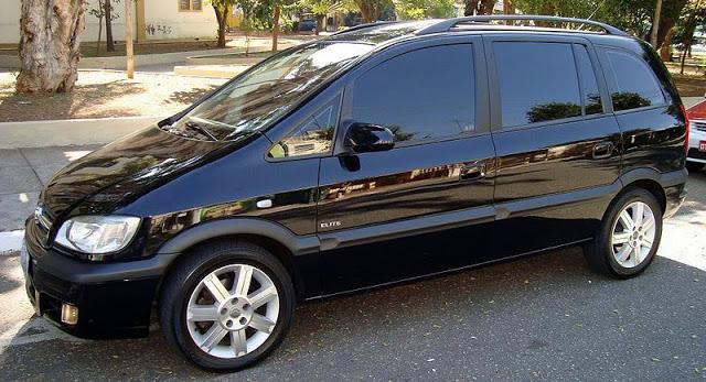 Chevrolet Zafira 2007 foto - 2