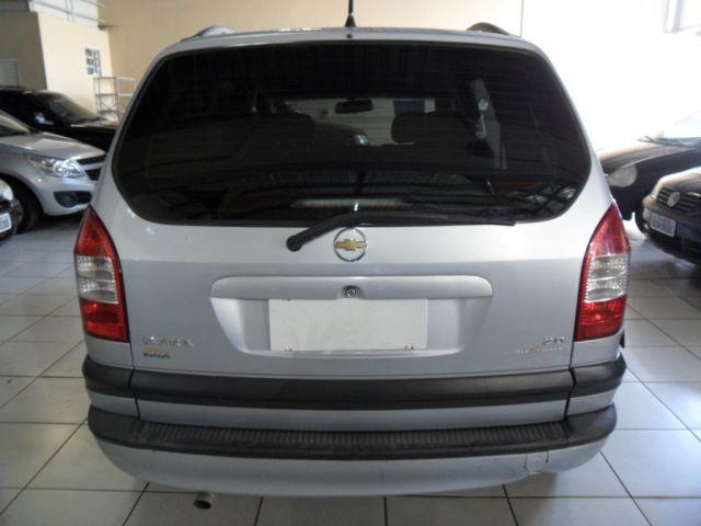 Chevrolet Zafira 2007 foto - 5