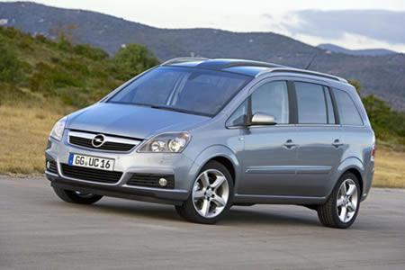 Chevrolet Zafira 2008 foto - 1