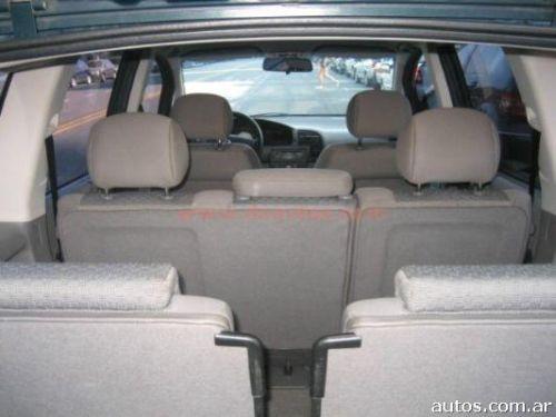 Chevrolet Zafira 2008 foto - 2