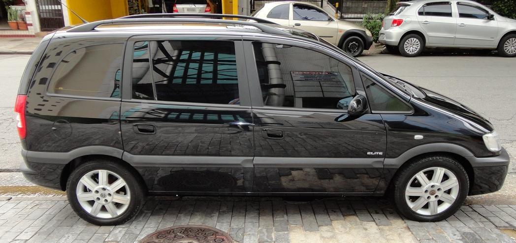 Chevrolet Zafira 2008 foto - 5