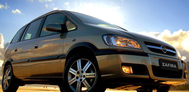 Chevrolet Zafira 2010 foto - 1