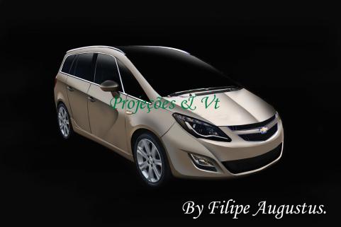 Chevrolet Zafira 2012 foto - 4