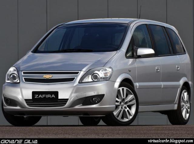 Chevrolet Zafira 2012 foto - 5