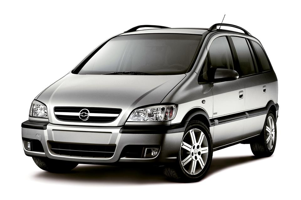 Chevrolet Zafira 2013 foto - 2