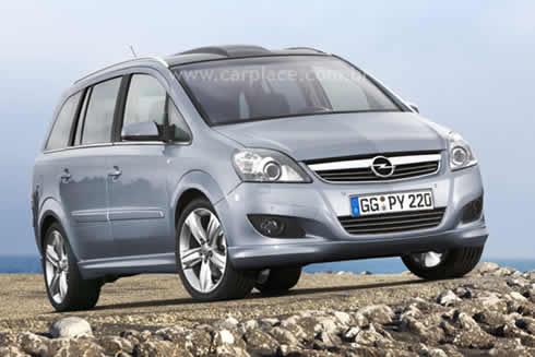 Chevrolet Zafira 2014 foto - 4