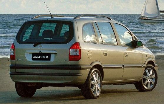 Chevrolet Zafira 2015 foto - 1
