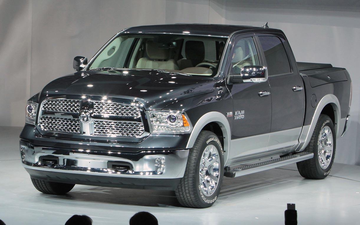 Dodge 1500 2015 foto - 1