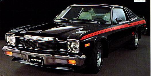Dodge Aspen 1980 foto - 3