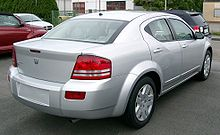 Dodge Avenger 2007 foto - 1